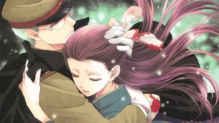 Prototype anuncia a Otome visual novel Chou no Doku Hana no Kusari: Taishou Tsuya Koi Ibun para o Nintendo Switch