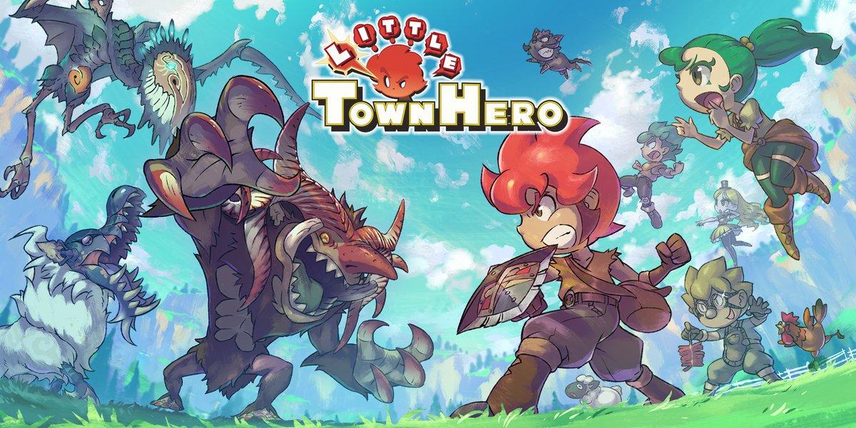 Game Freak diz que queria condensar a diversão em larga escala dos RPGs em algo mais curto e compacto em Little Town Hero