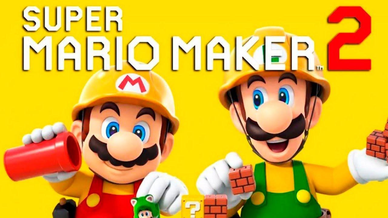 Super Mario Maker 2 – Mais de 8 milhões de fases já foram compartilhadas, vendas de estréia 1.5x maior em relação aos títulos anteriores