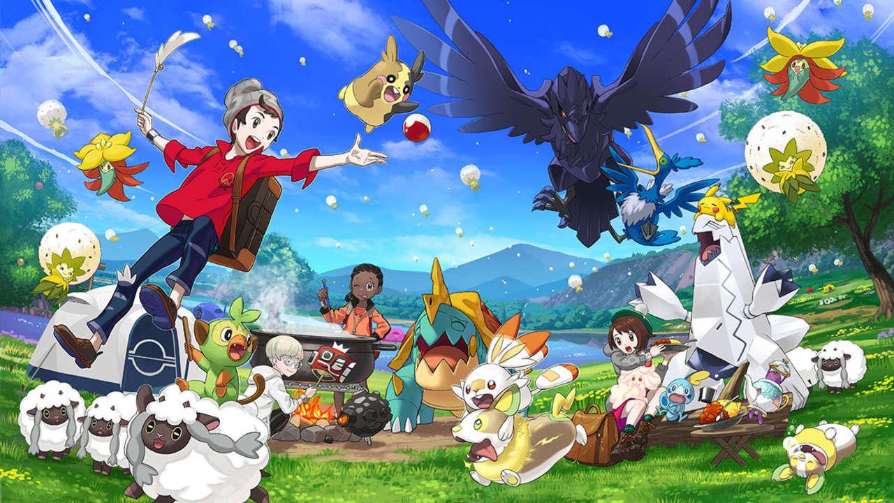 """Game Freak diz que decidiu fazer """"o melhor jogo de Pokémon"""" com Pokémon Sword e Shield"""