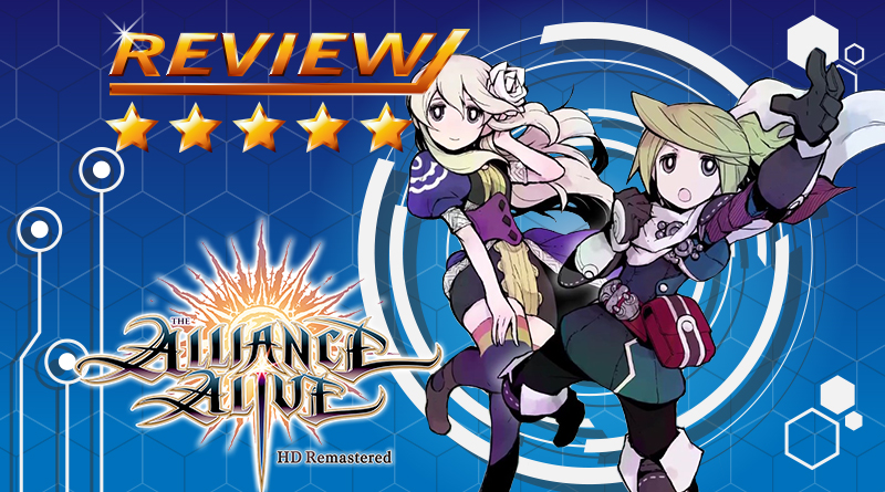 [Review] The Alliance Alive HD Remastered