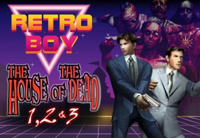 [Retroboy] The House of The Dead 1, 2 & 3