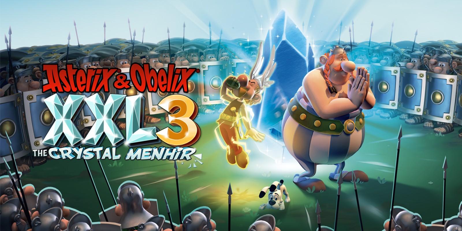 Jogos em formato físico da semana  – Astérix and Obélix XXL3: The Crystal Menhir, Zumba Burn it Up!, Bubble Bobble 4 Friends e mais