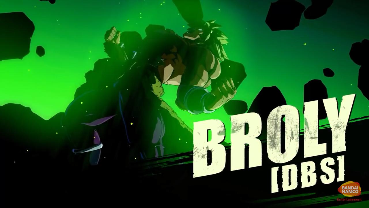 Dragon Ball FighterZ – Trailer para o personagem de DLC Broly (DBS)