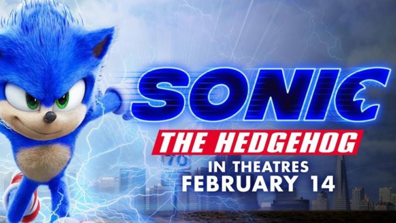 Filme Sonic The Hedgehog ganha novo trailer apresentando novo design do ouriço azul