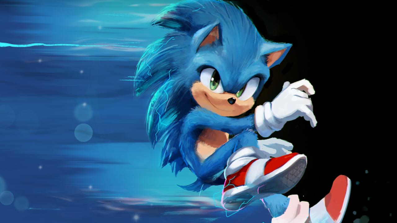 Tyson Hesse, criador da série animada Sonic Mania Adventures, foi responsável pelo novo design de Sonic em seu novo filme