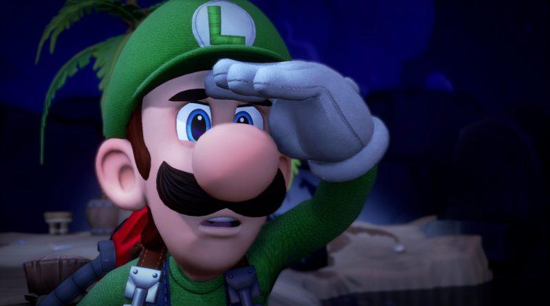 Luigi's Mansion 3 tem a maior estreia da série nos Estados Unidos