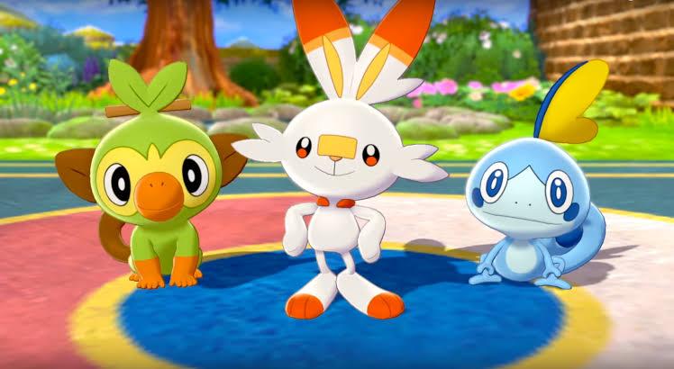 Rumor: Cópias digitais de Pokémon Sword e Pokémon Shield estão corrompendo os dados do cartão SD