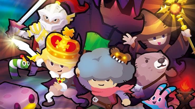 RPG 2D baseado em turnos Heroland chega ao Nintendo Switch em 03 de dezembro na América do Norte