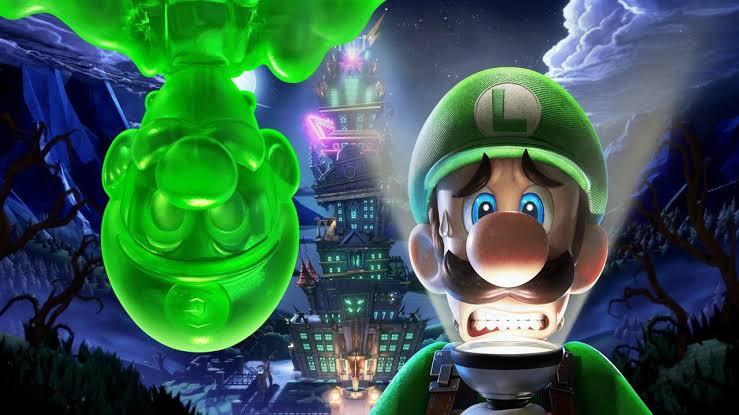 Dengeki: Luigi's Mansion 3 vendeu 55% de seu envio inicial no Japão