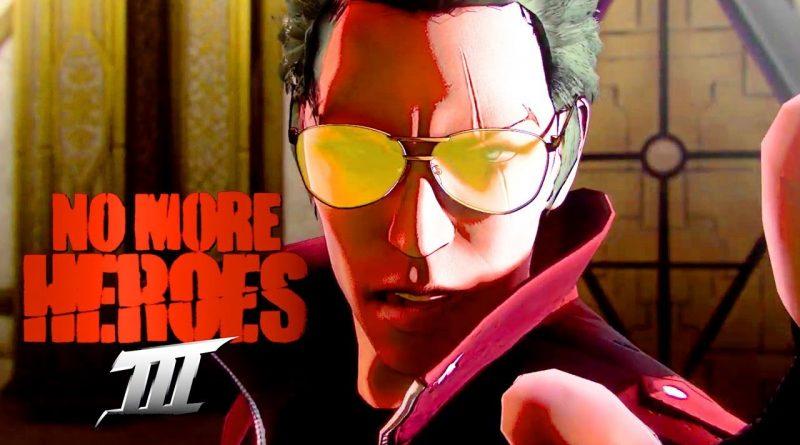 Suda 51 diz que novo trailer de No More Heroes 3 está planejado para o final de 2019/início de 2020, mais informações sobre o desenvolvimento do jogo