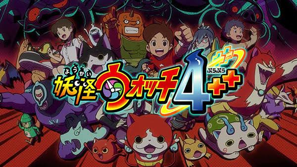 Japão: Porcentagem de vendas para o primeiro dia de Yo-kai Watch 4++