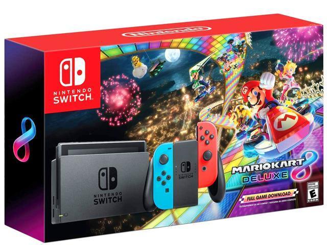 EUA: Nintendo Switch está entre os itens mais vendidos na Black Friday