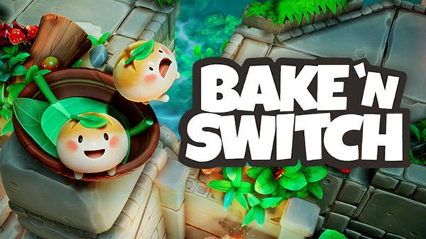 Streamline Games anuncia o party game Bake 'n Switch para o Nintendo Switch