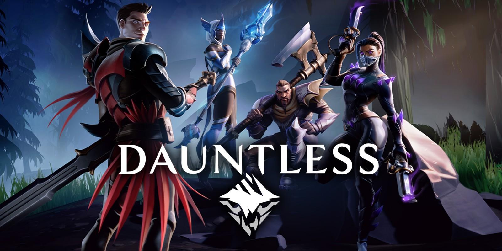 RPG de ação cooperativo Dauntless já está disponível na eShop do Nintendo Switch, baixe gratuitamente