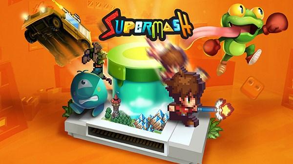 Digital Continue anuncia o jogo SuperMash para o Nintendo Switch, um jogo que mistura gêneros clássicos para criar uma experiência única