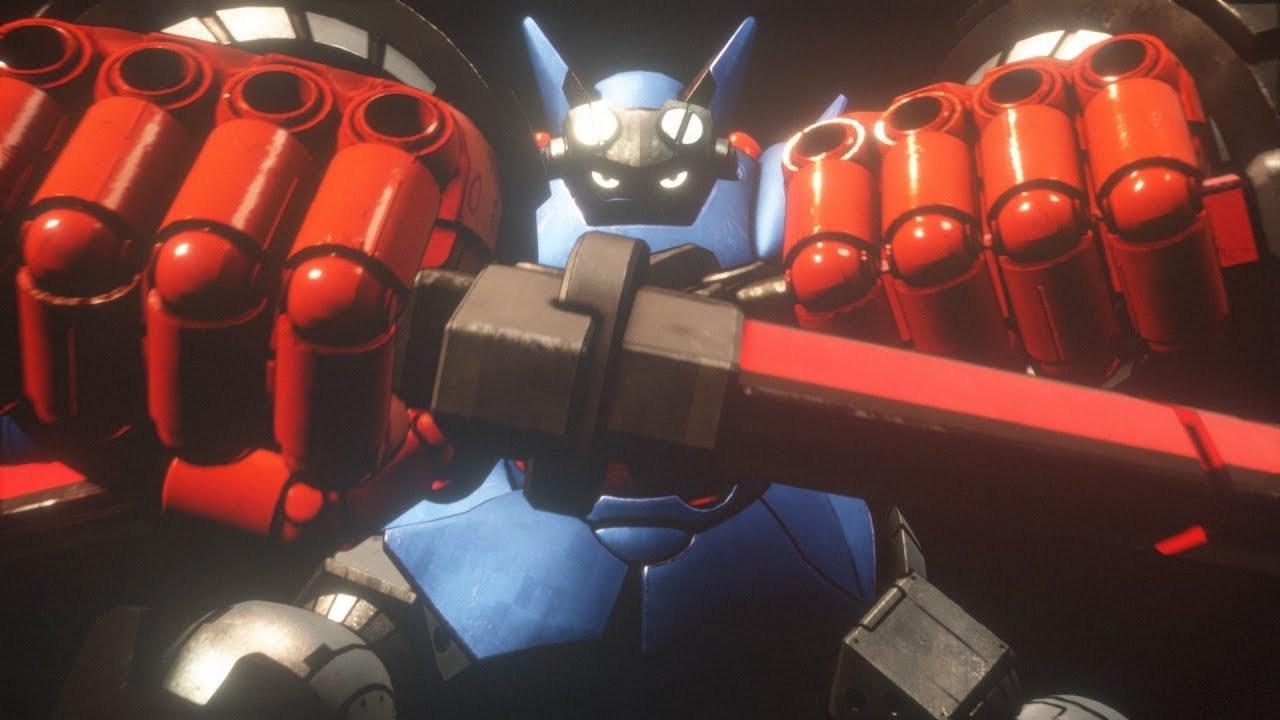 Level-5 confirma que o RPG de ação Megaton Musashi chegará ao Nintendo Switch, teaser trailer para a Jump Festa 2020