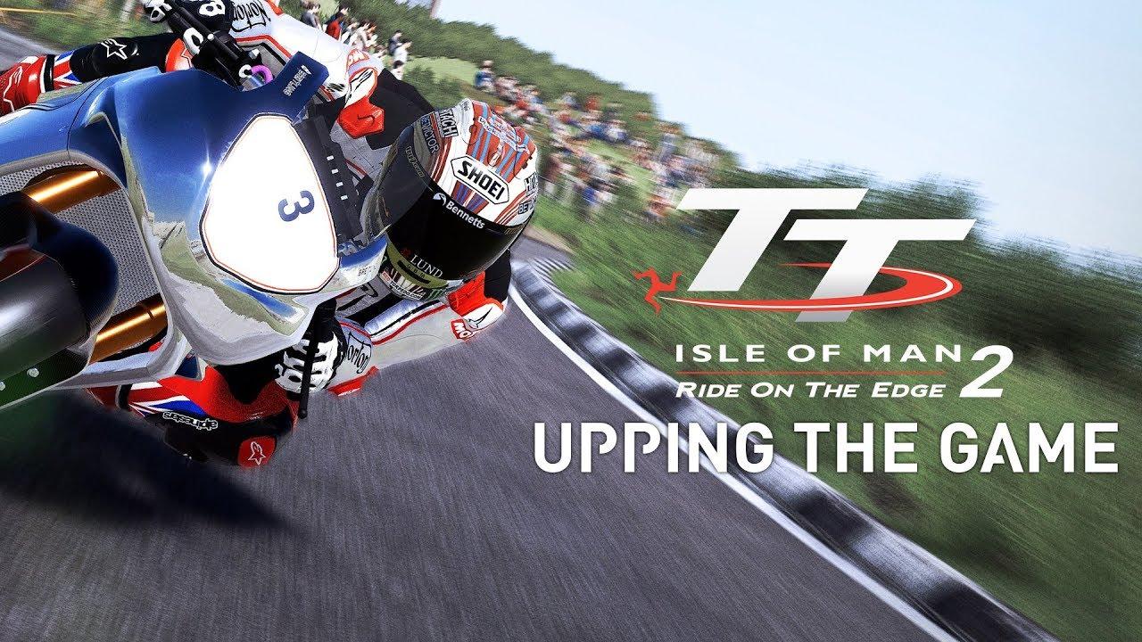 Bigben anuncia o simulador de corrida TT Isle of Man: Ride on the Edge 2 para o Nintendo Switch