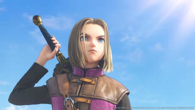 Envios e vendas digitais de Dragon Quest XI: Echoes of an Elusive Age ultrapassa 5.5 milhões de unidades entre todas as plataformas