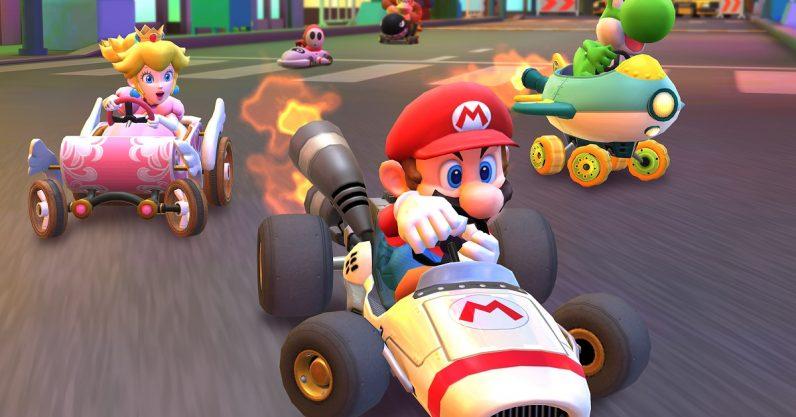 [Mobile] Mario Kart Tour – Beta test para o multiplayer em tempo real já está disponível para os assinantes do Gold Pass