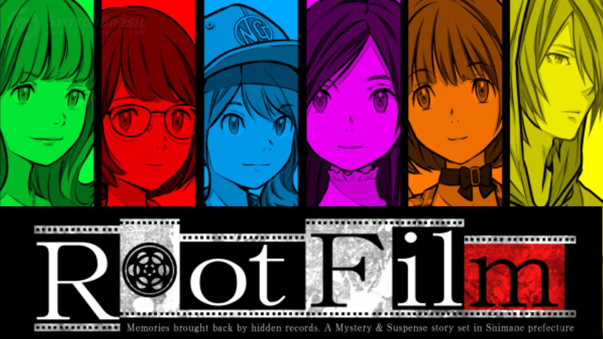 [Switch] Jogo de aventura e mistério Root Film chega em abril de 2020 no Japão, arte de capa revelada