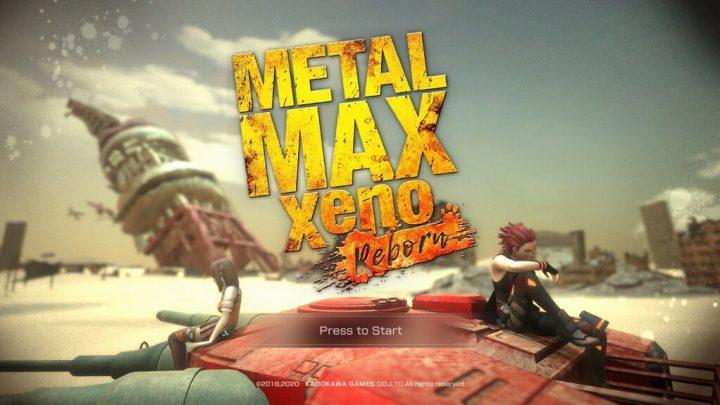 [Switch] Metal Max Xeno: Reborn ganha primeiro trailer