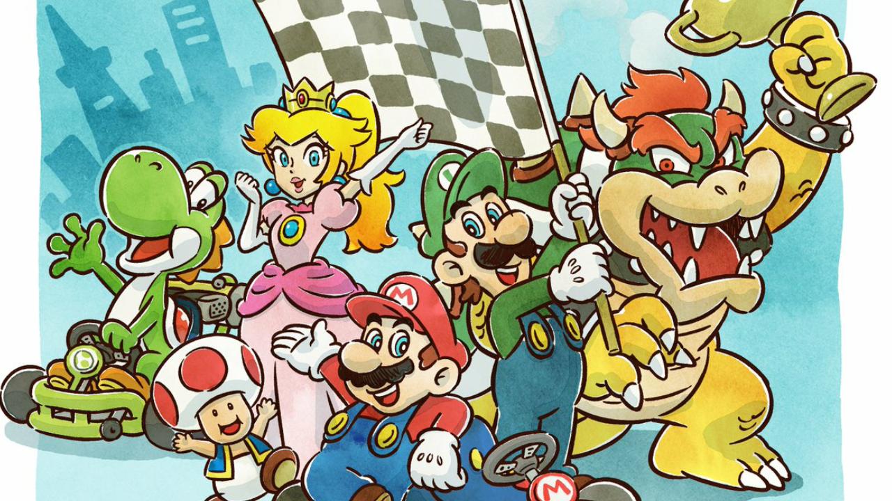 Mario Kart Tour é reconhecido pela Apple  como o jogo mais baixado de 2019 em seus dispositivos