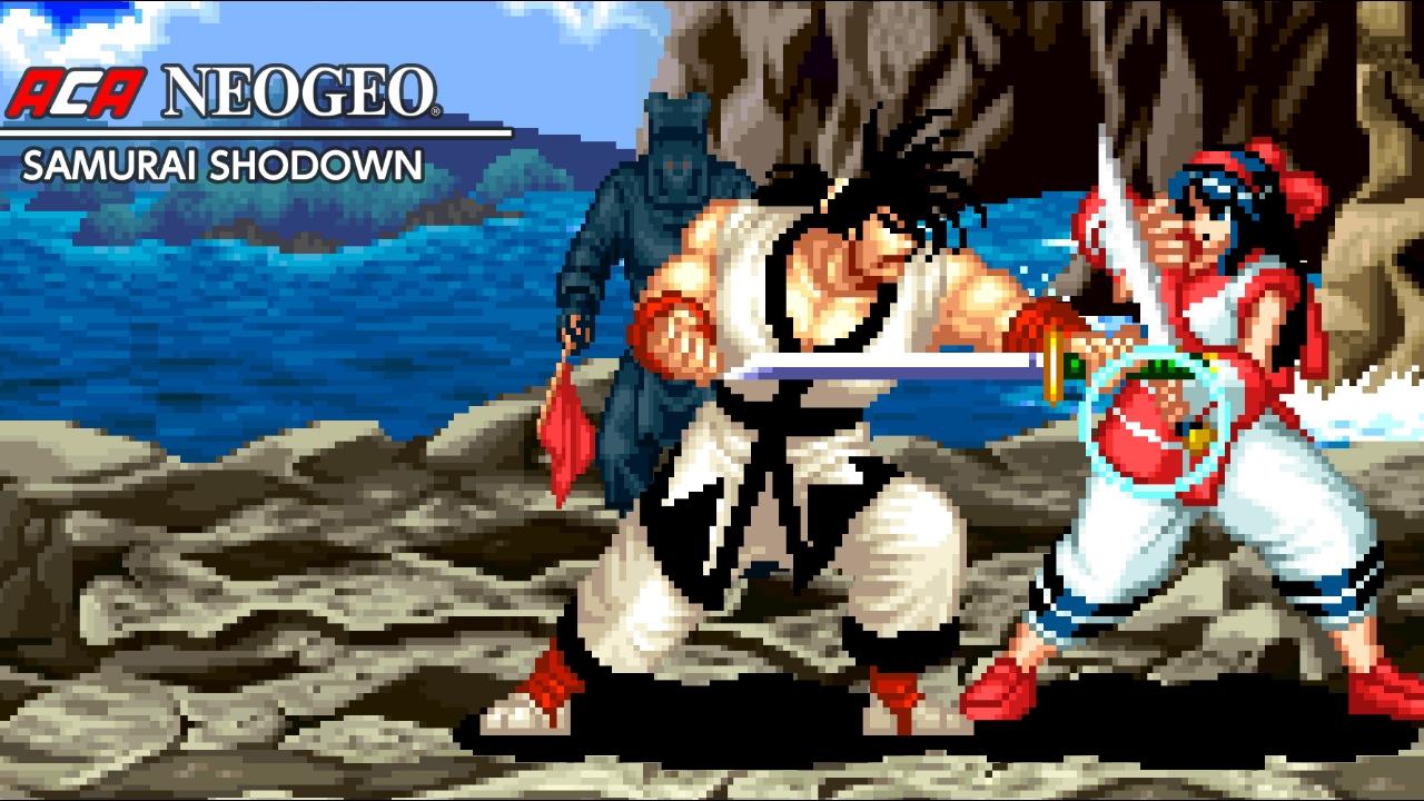 ACA Neo Geo Samurai Shodown, Samurai Shodown II e Samurai Shodown III estão com 50% de desconto na eShop do Nintendo Switch