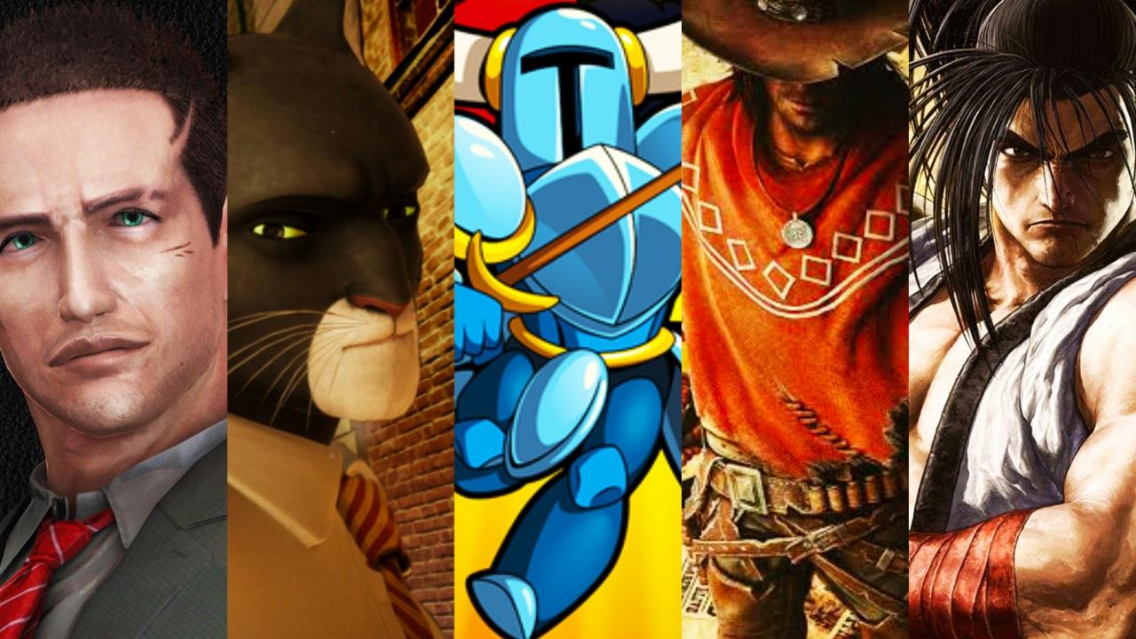 Jogos em formato físico da semana – Samurai Shodown, Call of Juarez: Gunslinger, Shovel Knight: Treasure Trove e mais