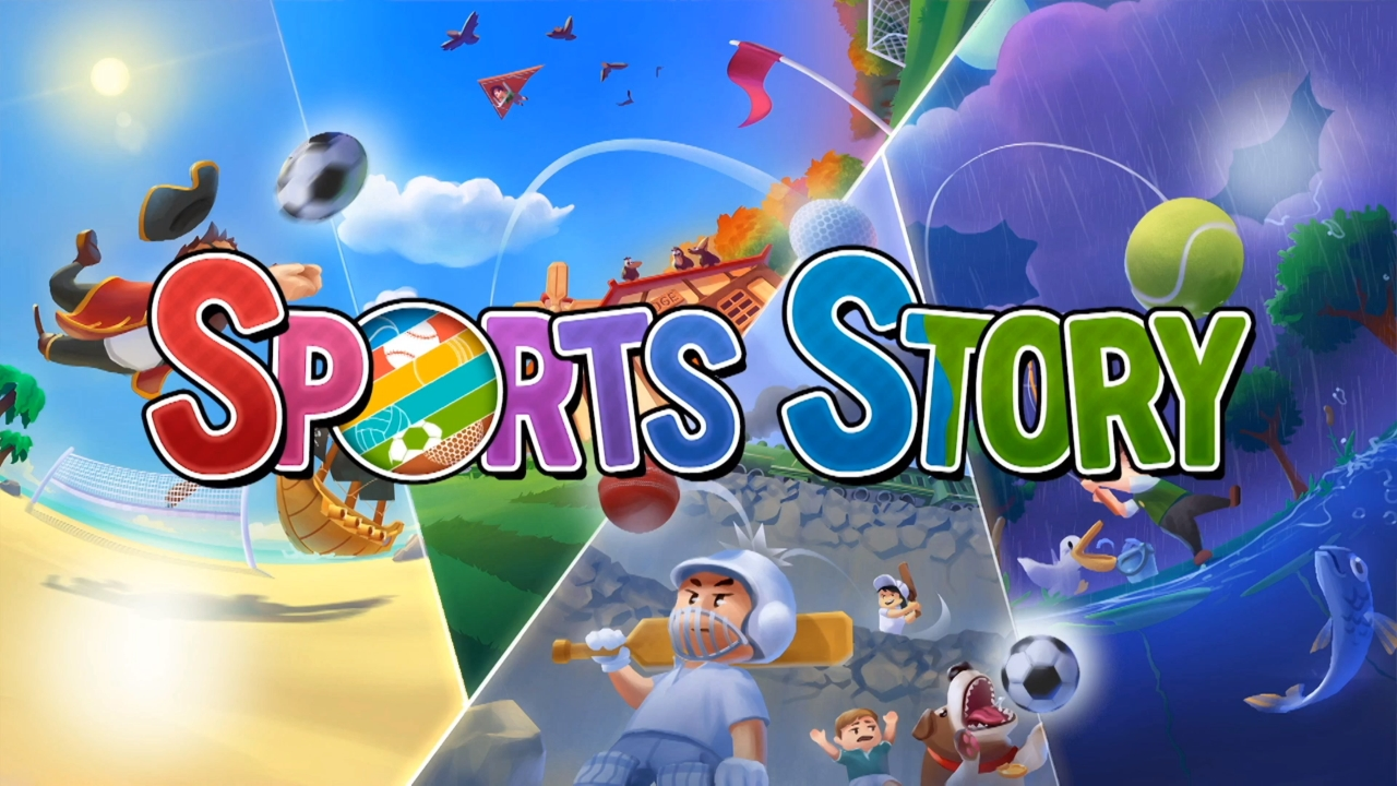 Sidebar Games anuncia Sports Story, sequência do aclamado indie Golf Story, para o Nintendo Switch