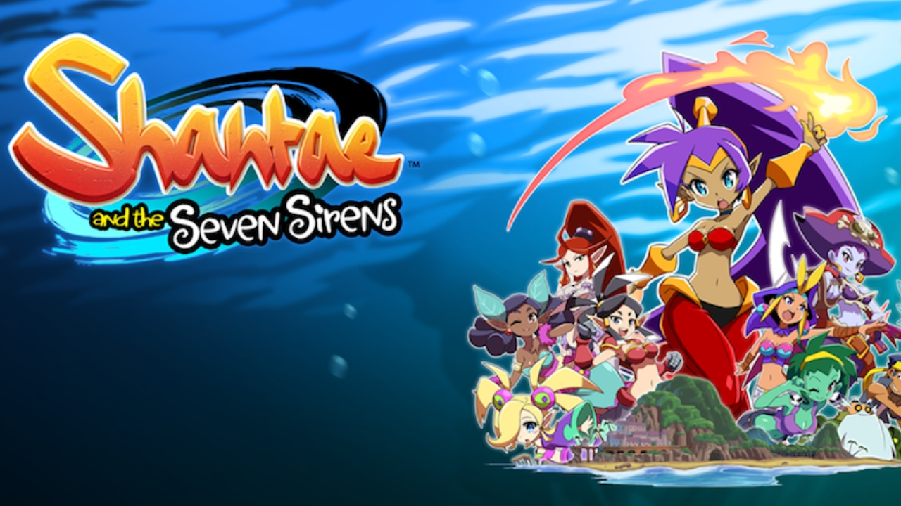 Desenvolvimento de Shantae and the Seven Sirens está quase completo, janela de lançamento é movida de 2019 para a primavera de 2020