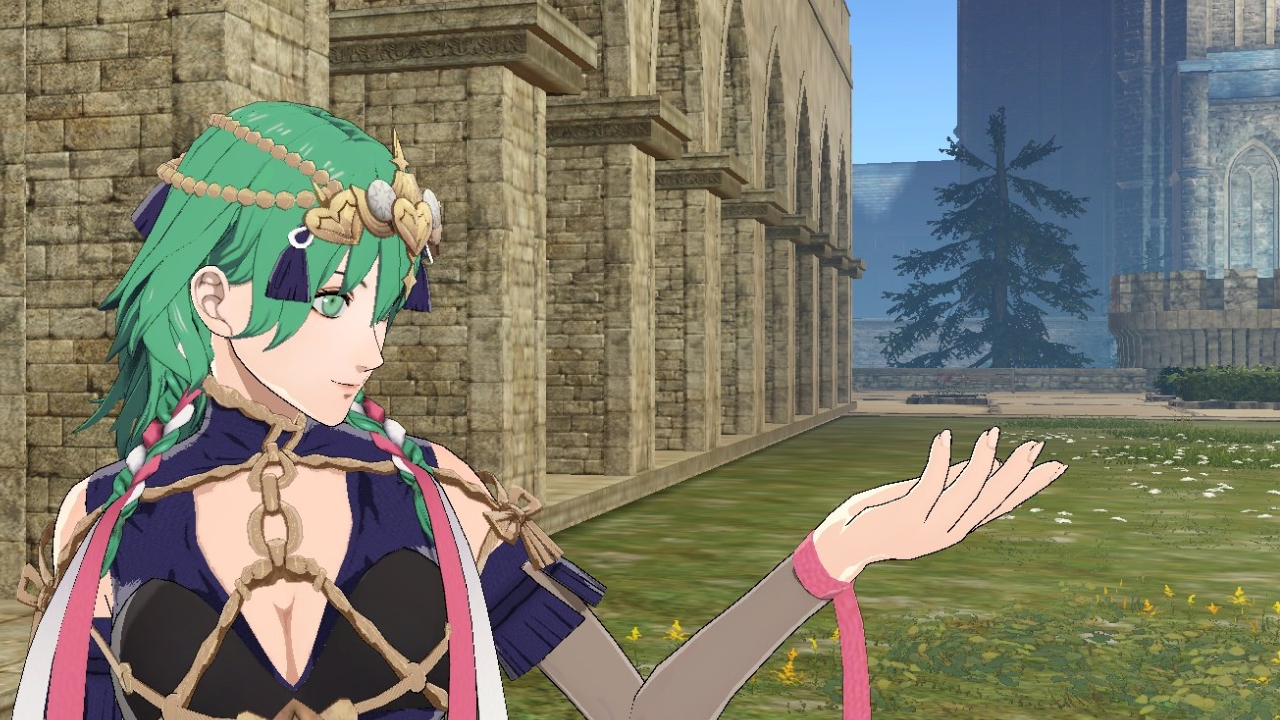 Fire Emblem Three Houses – Novo conteúdo do Expansion Pass DLC adiciona novo traje para Byleth inspirado na personagem Sothis