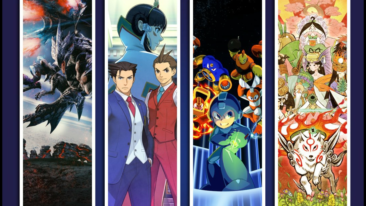 Capcom Holiday Sale – Phoenix Wright: Ace Attorney Trilogy, Okami HD, jogos de Resident Evil e mais promoções na eShop do Nintendo Switch