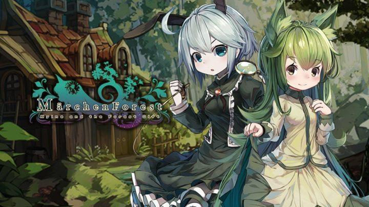 RPG de Aventura Marchen Forest: Mylne and Forest Gift Complete Edition é adiado para algum momento de 2020 no Japão, novo trailer
