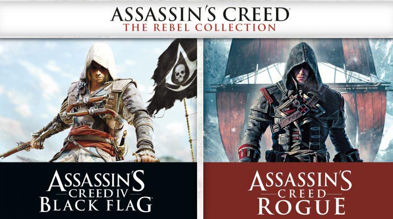 Digital Foundry: Análise técnica de Assassin's Creed: The Rebel Collection para o Nintendo Switch