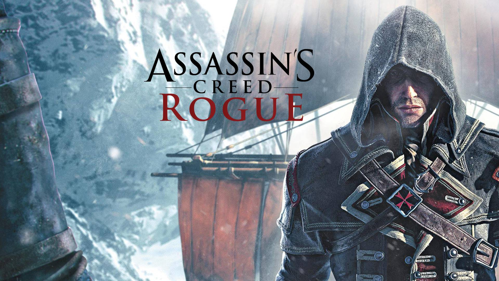 Assassin's Creed Rogue – Comparação gráfica entre as versões de Nintendo Switch, PlayStation 4 e PlayStation 3