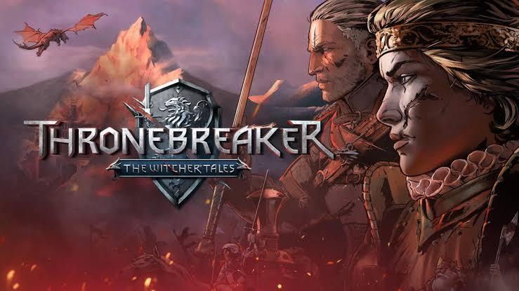 Thronebreaker: The Witcher Tales ganha listagem na Coréia do Sul sugerindo sua chegada no Nintendo Switch