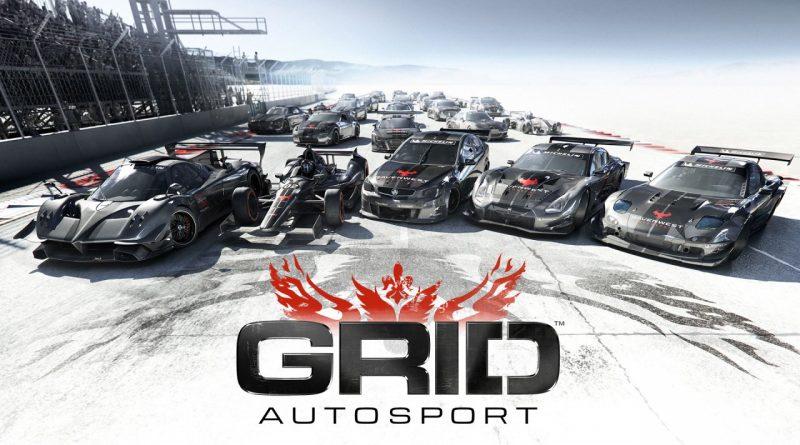 GRID Autosport – Próxima atualização adicionará o modo multiplayer local para até oito jogadores, multiplayer online e mais