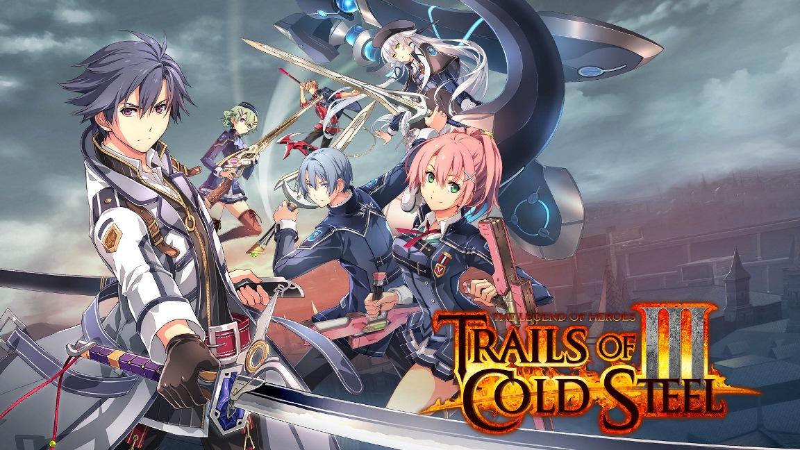 [Switch] The Legend of Heroes: Trails of Cold Steel III ganha data de lançamento no Japão