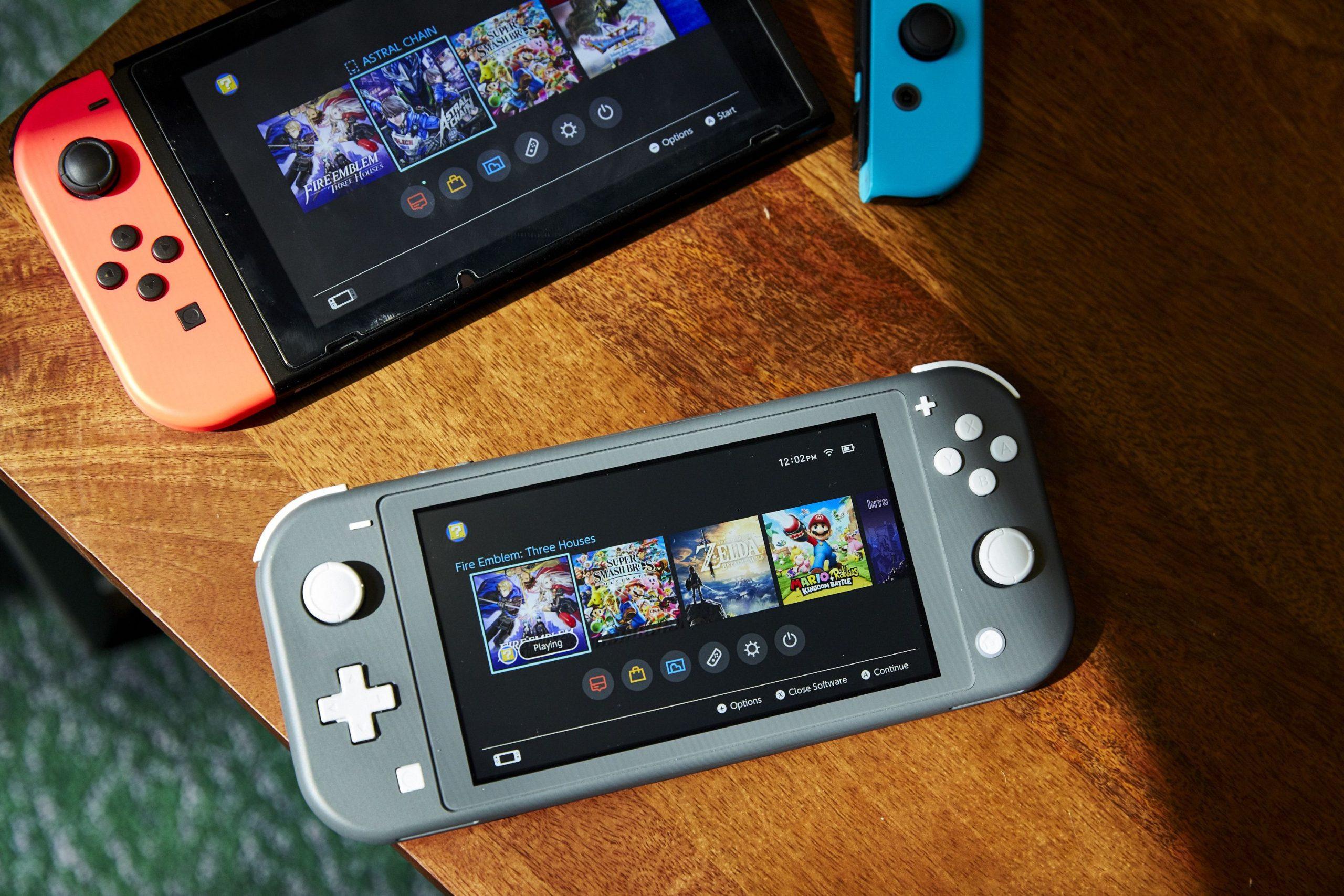 Analista Michael Patcher diz que o Switch facilmente venderá mais de 100 milhões de unidades