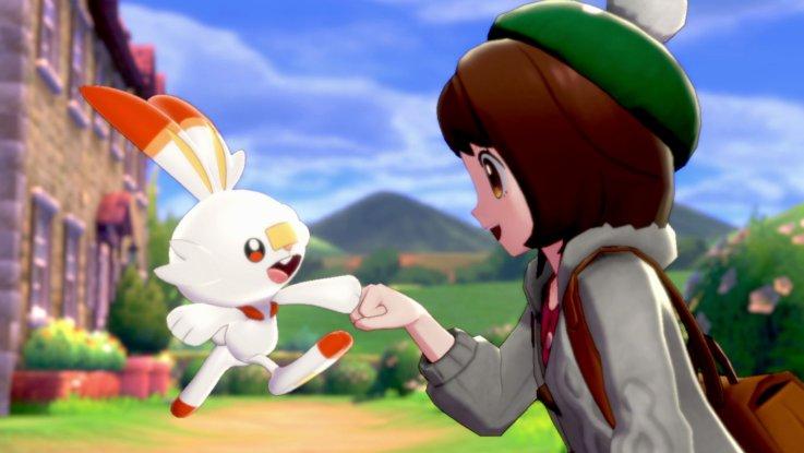 NPD: Pokémon Sword/Shield teve as maiores vendas em dólar no mês de lançamento de qualquer outro jogo de Pokémon na história dos EUA