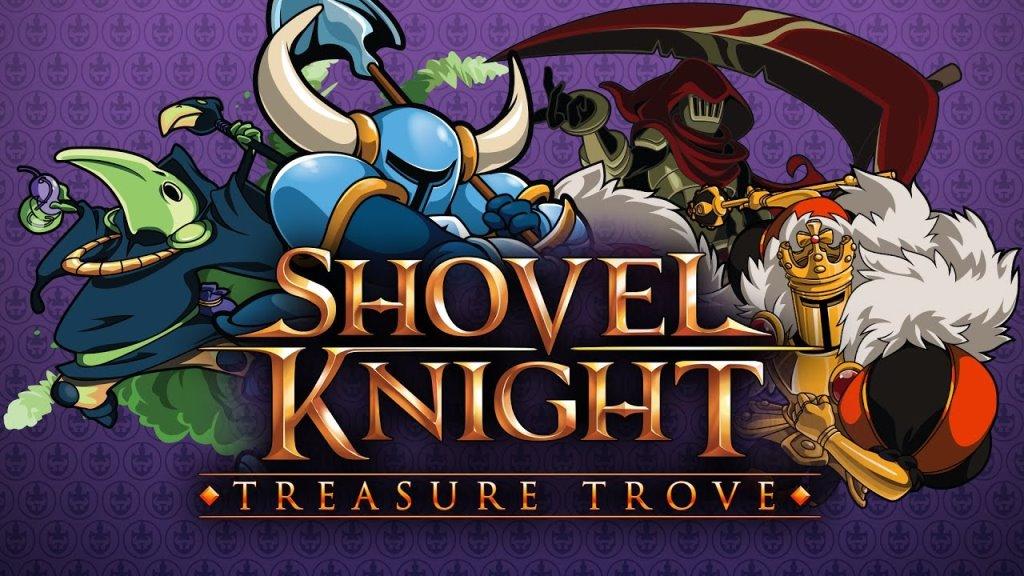 Shovel Knight: Treasure Trove obteve 25% de suas vendas totais no Nintendo Switch