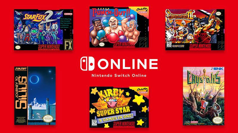 NES & SNES Nintendo Switch Online – Star Fox 2, Kirby Super Star, Breath of Fire II e outros títulos chegando na próxima semana