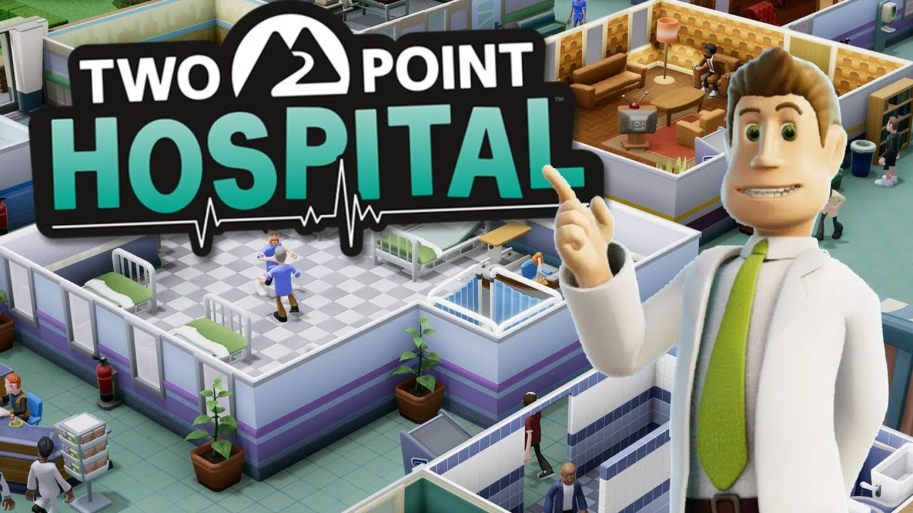 Two Point Hospital chega em fevereiro de 2020 no Nintendo Switch, novo trailer