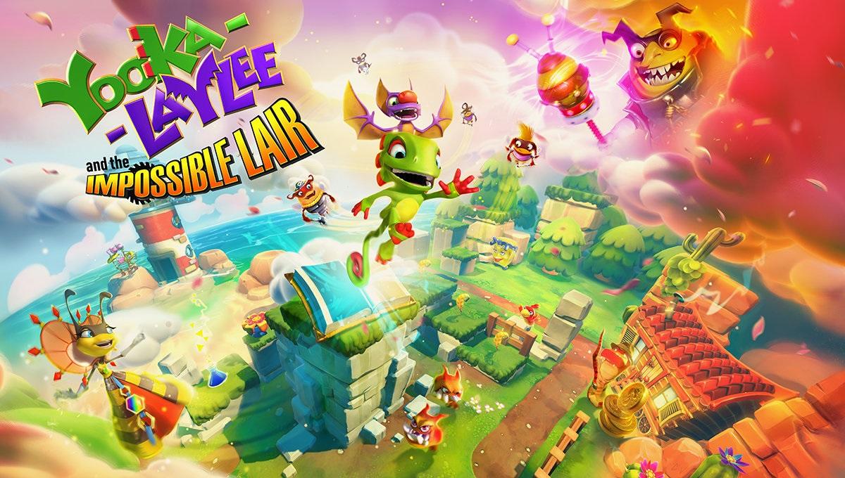 Promoções na eShop da América do Norte – Yooka-Laylee and the Impossible Lair, Deemo, jogos de LEGO e muitos mais