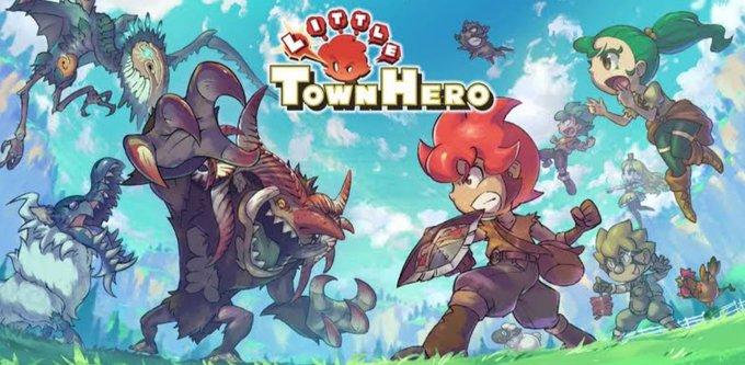Little Town Hero, RPG da Game Freak exclusivo do Nintendo Switch, receberá versão física pela NIS America
