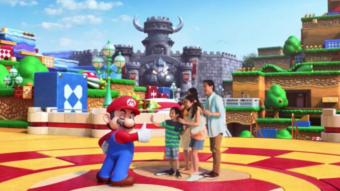 Super Nintendo World – Parque abrirá em Osaka antes das Olimpíadas de Tóquio, seguido por Hollywood, Orlando e Cingapura; Novas imagens e detalhes