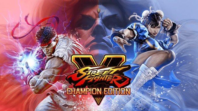 Atualizado/Rumor: Publicação da EB Games sugere que Street Fighter V: Champion Edition está vindo para o Nintendo Switch