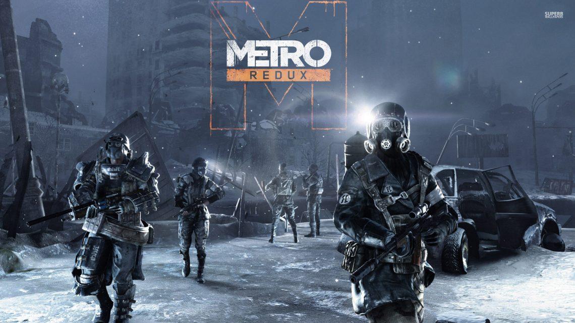 Metro Redux, coletânea com Metro 2033 Redux e Metro Last Light Redux, aparentemente está a caminho do Nintendo Switch