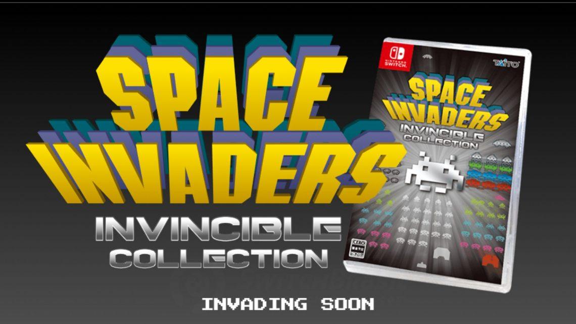 [Switch] Space Invaders: Invincible Collection ganha primeiro trailer, jogo Arkanoid Vs Space Invaders é confirmado na coletânea